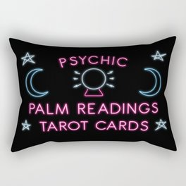 Psychic Readings Rectangular Pillow