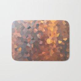 Amber Moon Lights Bath Mat