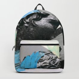 Untitled (Painted Composition 1) Backpack