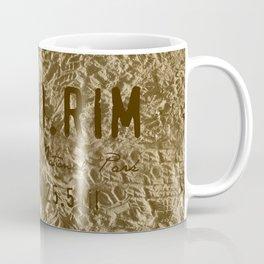 RIM TO RIM Coffee Mug