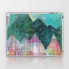 Mountain Winter Solstice Laptop & iPad Skin