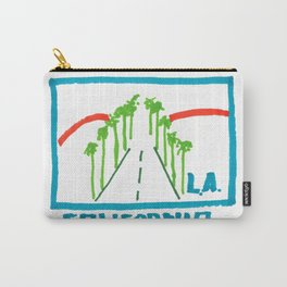 Los Angeles - California Carry-All Pouch