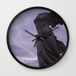 Decay of Glory Wall Clock
