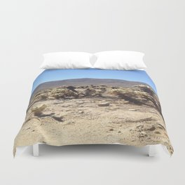 Death Valley 1 Duvet Cover