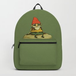 Garden Gnome Backpack