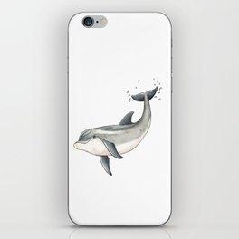 Dolphin iPhone Skin
