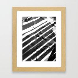 My art space Framed Art Print