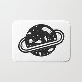 Planet Choco Bath Mat