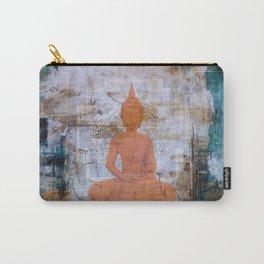 Buddha Mandala Carry-All Pouch