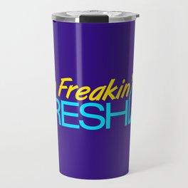 So Freakin' Fresh v3 HQvector Travel Mug