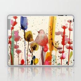 ce doux matin Laptop & iPad Skin