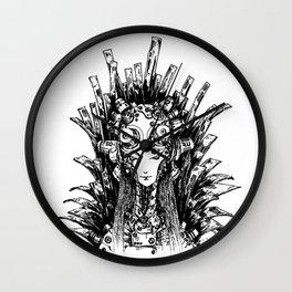Gorgon Wall Clock