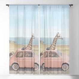 Italy Sheer Curtain
