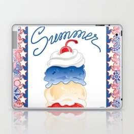 Summer Sundae Laptop & iPad Skin