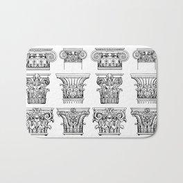 order of columns Bath Mat