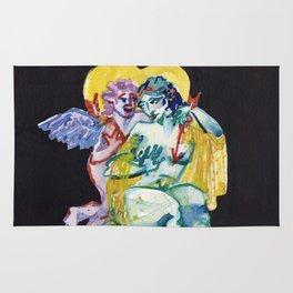 Venus & Cupid Rug