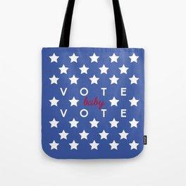 Vote Baby Vote 030316 Tote Bag