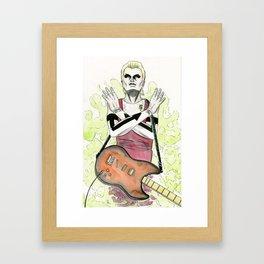 Cassidy Cooper Framed Art Print