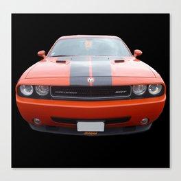 Dodge Challenger SRT Canvas Print