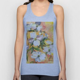 Can You Feel Spring ? Unisex Tank Top