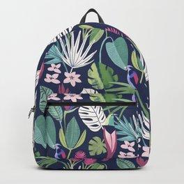 Night Rainforest Backpack