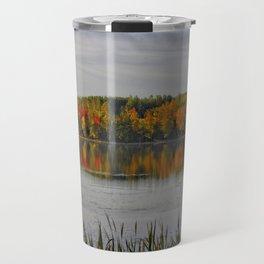 Majestic Autumn Travel Mug