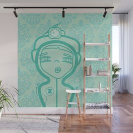JANE Wall Mural