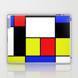 Mondrian #20 Laptop & iPad Skin