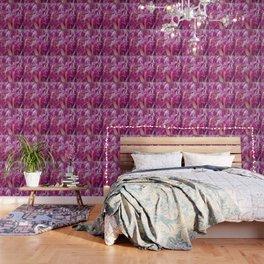 Purple Grain Wallpaper