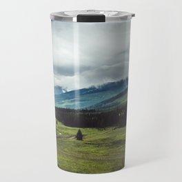Mountain Trail - Landscape and Nature Photography Travel Mug
