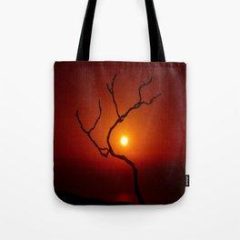 Evening Branch II Tote Bag