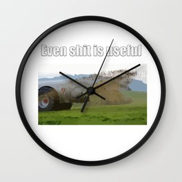 What About You? Wall Clock