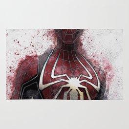 Spider-Man Avenger Infinity Wars Graffiti Style Wall Painting Art Rug