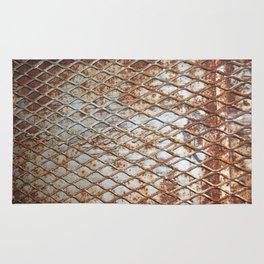 Rusty Grate Rug