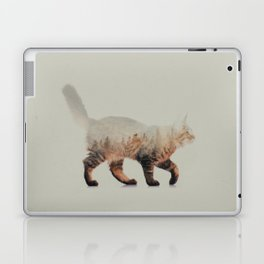 Cat: Maine Coon Laptop & iPad Skin