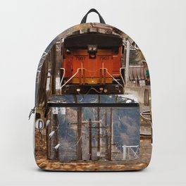 TRAIN YARD Backpack