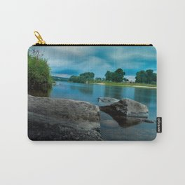 River Landscape Photography - The Banks of the Tay, Scotland Carry-All Pouch