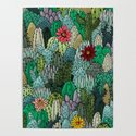 Cactus Collection by samanthadolan
