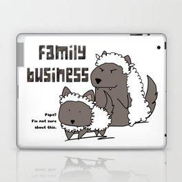Family Business Laptop & iPad Skin