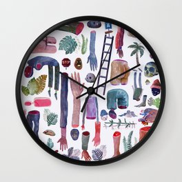 stranger thingss Wall Clock