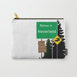 Neverland signs Carry-All Pouch