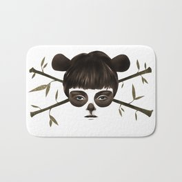 Pirate Panda Bath Mat
