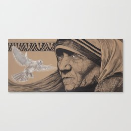 Faith by Rick Valdez Canvas Print