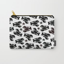 Black Lobster Carry-All Pouch