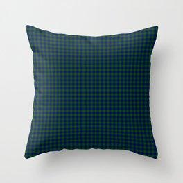Barclay Tartan Throw Pillow