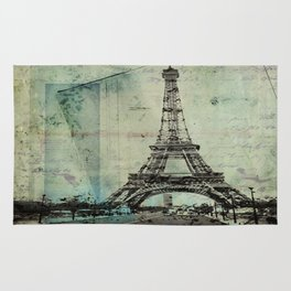 With Love From Paris Rug