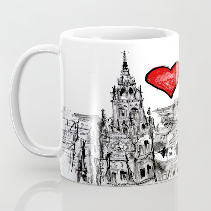 I love Munich Coffee Mug