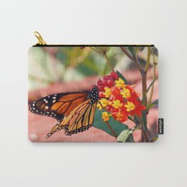 Monarch Beauty Carry-All Pouch