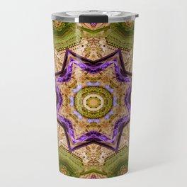 Victorian place mat... Travel Mug