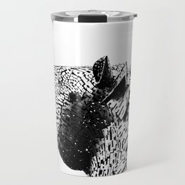 Horse Head. Travel Mug